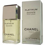 CHANEL PLATINUM EGOISTE  EDT MEN 100 ML