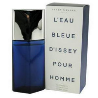 ISSEY MIYAKE (Иссэй Мьяки) L'POUR HOMME BLUE 125ml