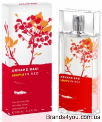 ARMAND BASI (Арманд Баси) HAPPY IN RED 100ML