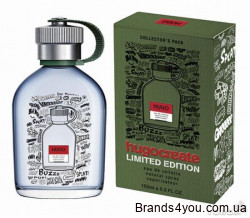 BOSS (Босс) HUGO (ЗЕЛЕНЫЕ) LIMITED EDITION 100ML
