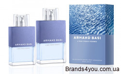 ARMAND BASI (Арманд Баси) L'EAU POUR HOMME 125ML