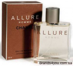 CHANEL (Шанель) ALLURE  100ml FOR MEN
