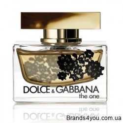 D&G THE ONE LACE EDITION FEM EDP 75 ML