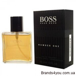 BOSS (Босс) NUMBER ONE 100ML